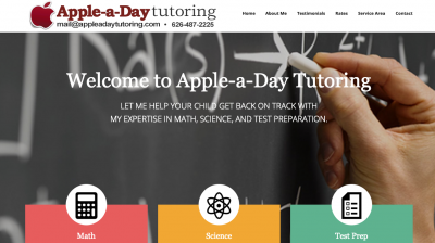 Apple-a-Day Tutoring