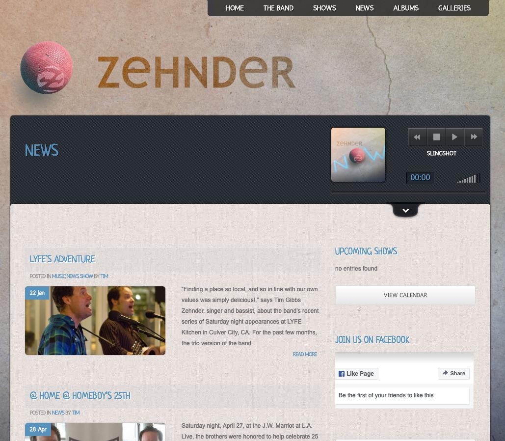 Zehnder News